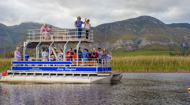 Klein River River Cruises near Stanford