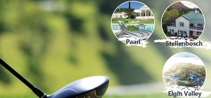 Cape Country Routes - Golf Experience 7-day Tour Package