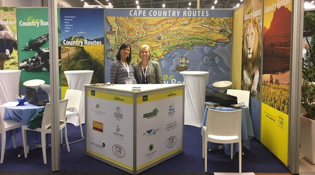 Cape Country Routes at Trade Shows