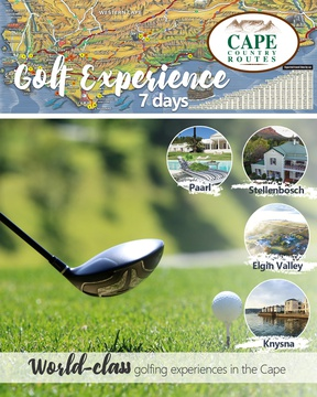 Golf Experience 7-day Tour Package - Road Trip