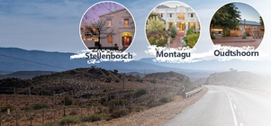 Cape Country Routes - Route 62 6-day Tour Package
