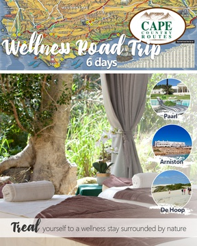 The Wellnes Roadtrip 6-day Tour Package