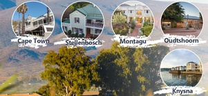 Cape Country Routes - Cape Classic 12-day Tour Package